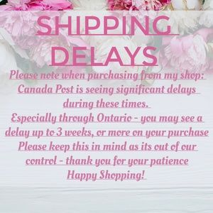 Other - Shipping Delays